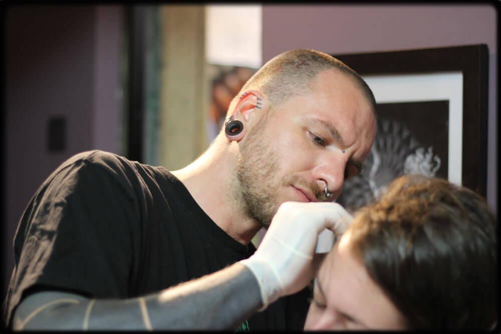 piercing artist alex