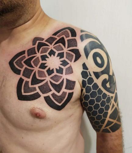 Stas Korolov Tatto